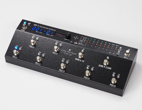 Free the Tone ARC-4 AUDIO ROUTING CONTROLLER