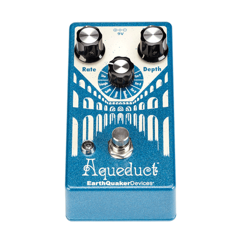 Buy Earthquaker Devices Aqueduct vibrato Online