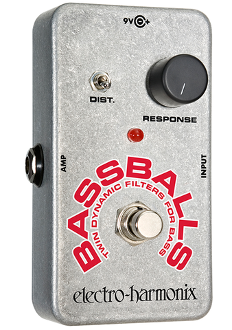 Buy Electro-Harmonix  Bassballs Envelope Filter Bass Effects Pedal Online