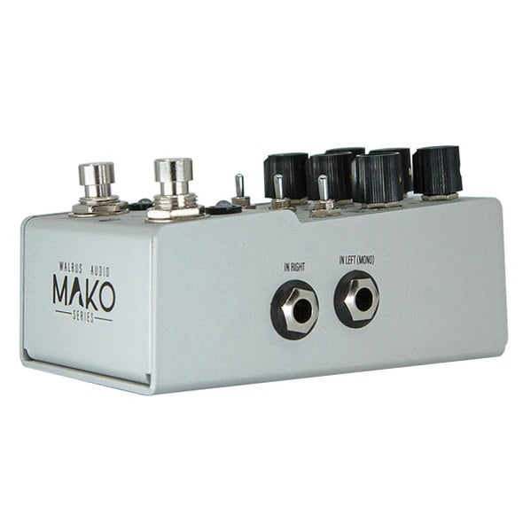 Walrus Audio Mako Series : D1 High Fidelity Stereo Delay