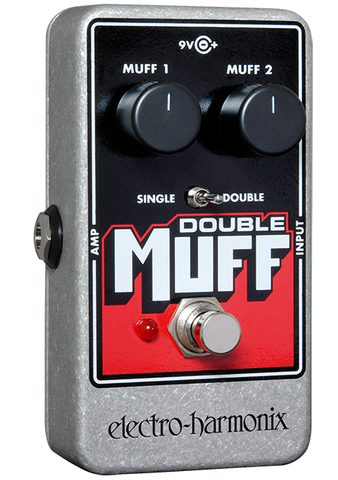 Buy Electro-Harmonix  Double Muff Distortion Guitar Effects Pedal Online