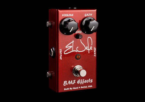 BMF Effects El Jefe Overdrive
