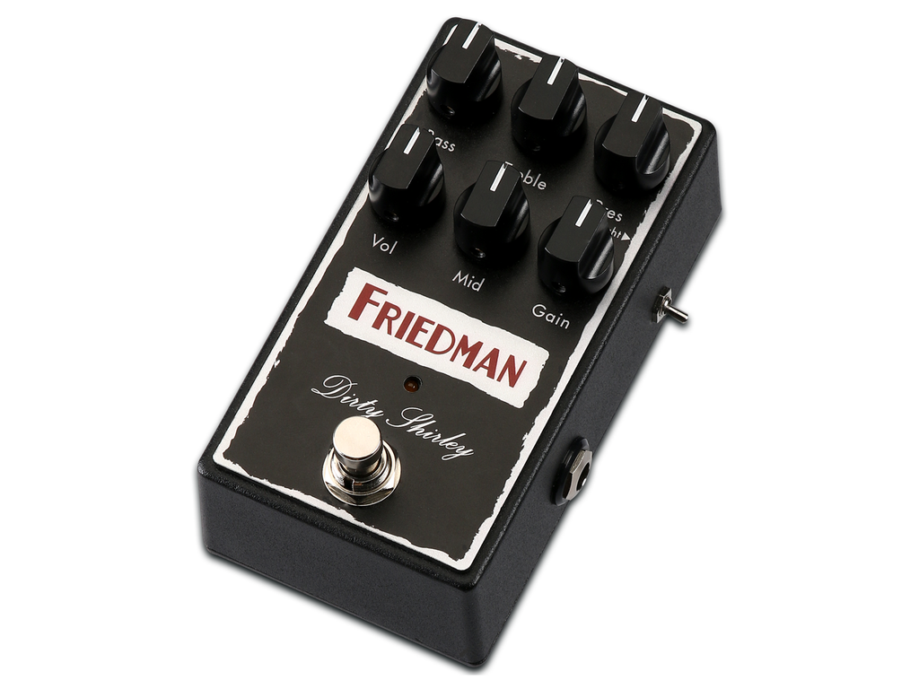 Buy Friedman Amplification DIRTY SHIRLEY PEDAL Online