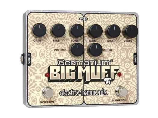 Buy Electro-Harmonix Germanium 4 Big Muff Pi Online