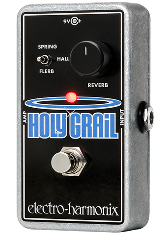 Buy Electro-Harmonix  Holy Grail Reverb Guitar Effects Pedal Online