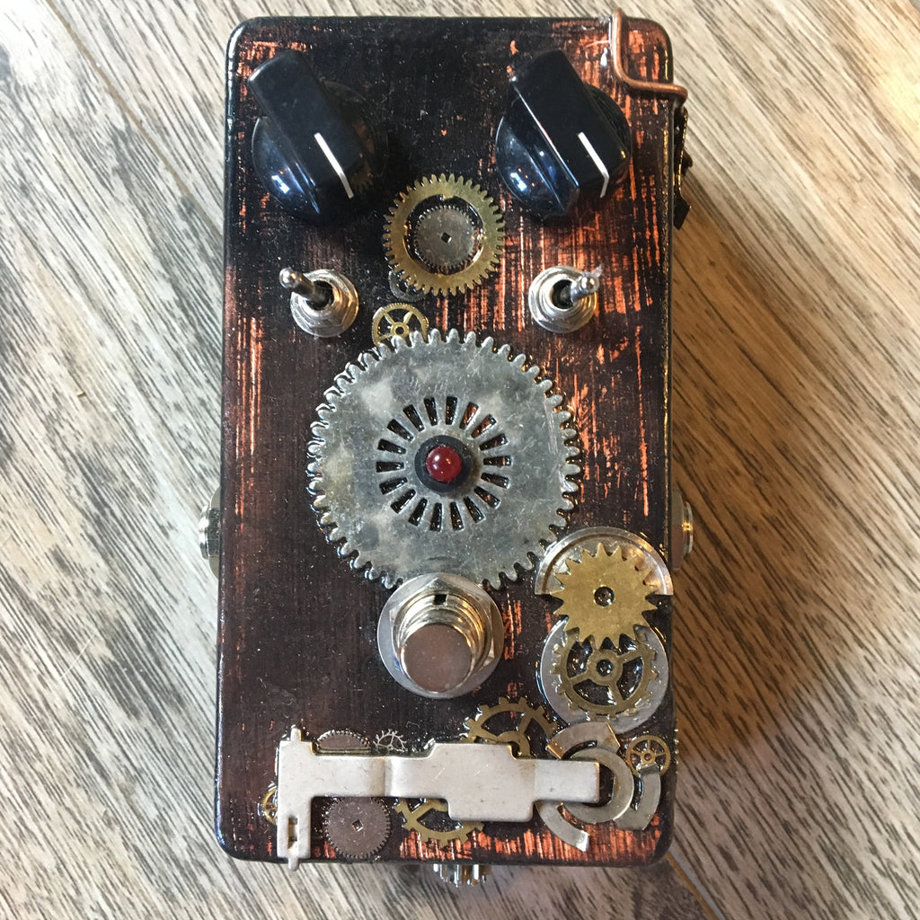 Buy JAM Pedals Waterfall Chorus Steampunk Online