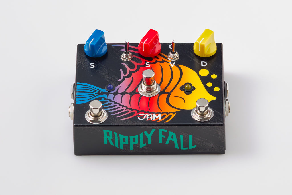 Jam Pedals Ripply Fall Bass