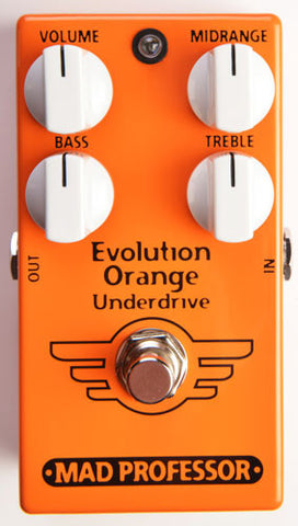 Buy Mad Professor Evolution Orange Underdrive PCB Online