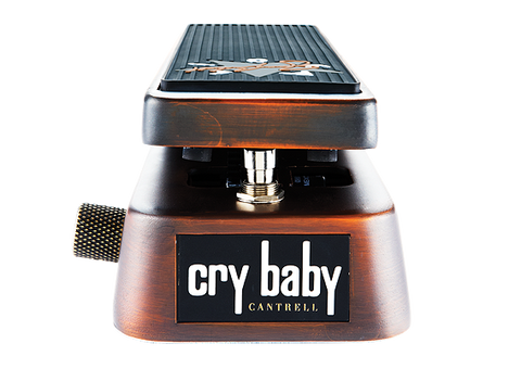 Buy Dunlop Jerry Cantrell Signature Cry Baby Wah Wah Online