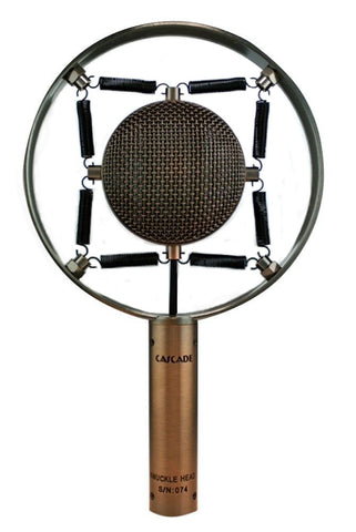 Cascade Microphones Knuckle Head Short Ribbon Microphone