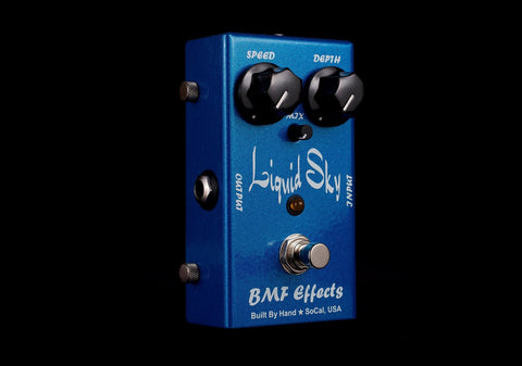 BMF Effects Liquid Sky Analog Chorus