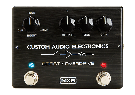 Buy MXR MC402 CAE Boost/Overdrive Online