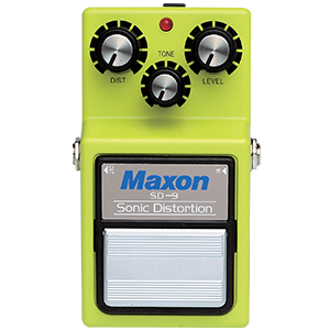 Maxon SONIC DISTORTION (SD-9)