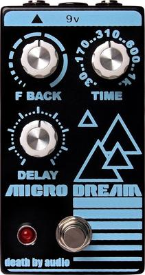 Death By Audio Micro Dream