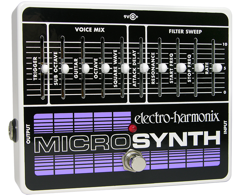 Buy Electro-Harmonix Micro Synthesizer Online