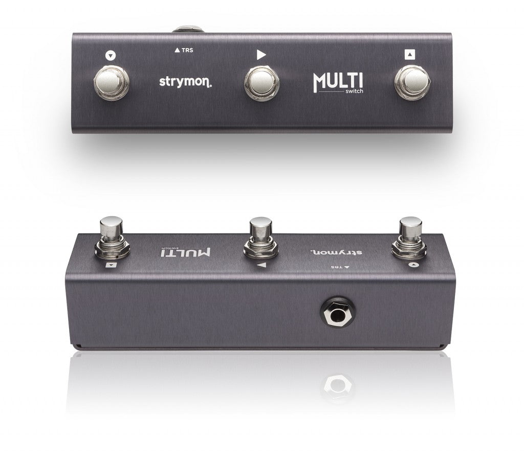 Strymon MultiSwitch - For Timeline, BigSky and Mobius