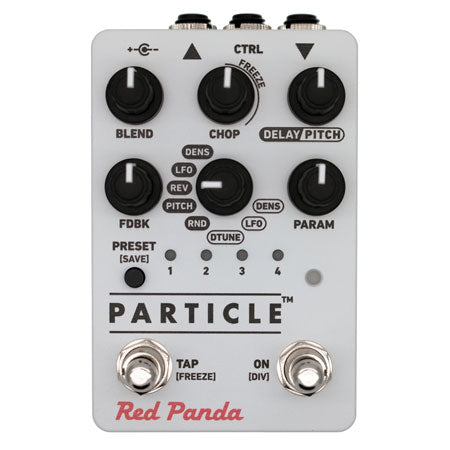 Red Panda Particle v2