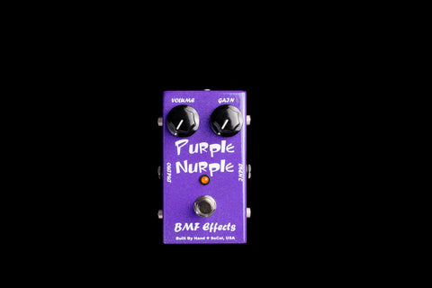 BMF Effects Purple Nurple Overdrive