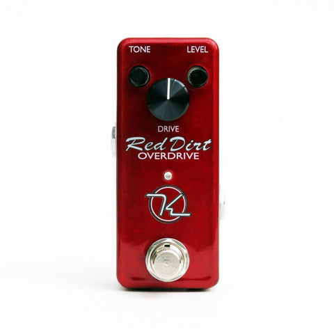 Keeley Red Dirt Mini Pedal