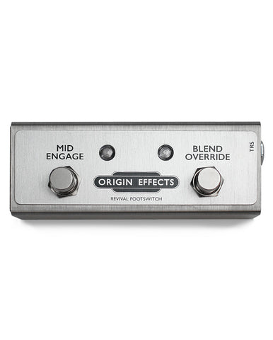 Buy Origin Effects Revival Footswitch *Pre-Order Online