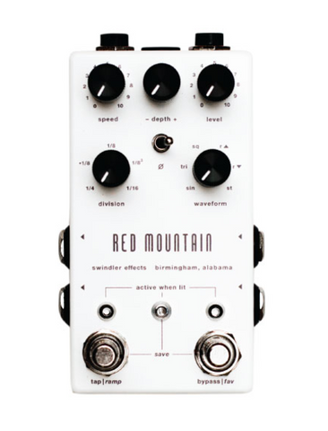 Buy Swindler Effects Functionalist Red Mountain Online