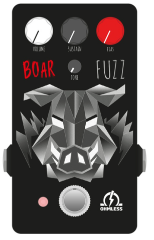 Buy Ohmless Pedals Boar Fuzz Online