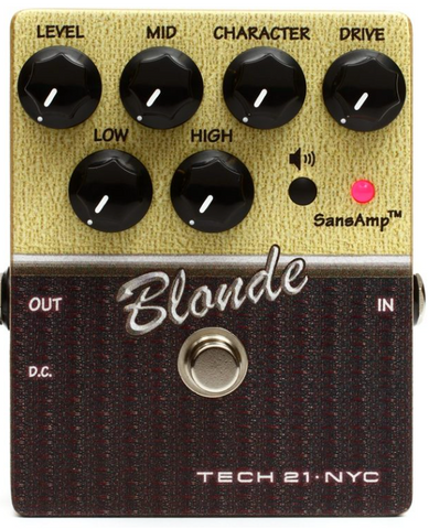 Buy Tech 21 Character Series Blonde V2 Online