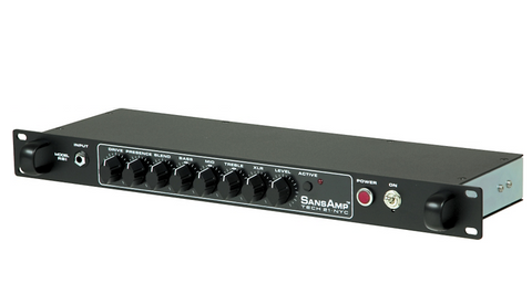Buy Tech 21 SansAmp RBI Rackmount Bass Tube Amp Emulator Online