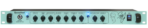 Buy Tech 21 SansAmp Geddy Lee Signature Online