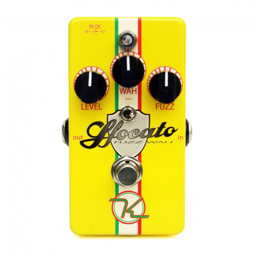 Keeley Electronics Sfocato Fuzz Wah Rogue Guitar Shop