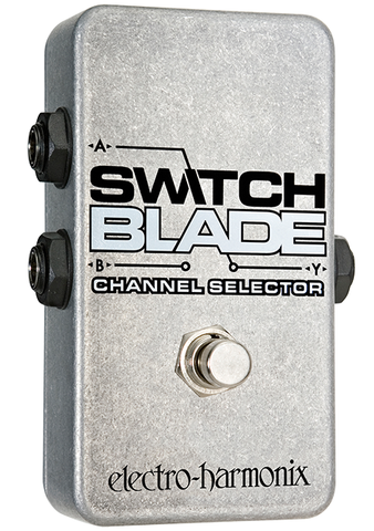 Buy Electro-Harmonix Switchblade Channel Selector Footswitch Online