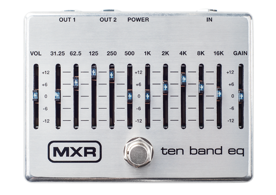 Buy MXR 10 Band EQ Online