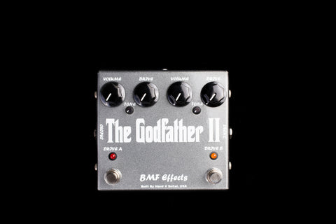 BMF Effects The Godfather II Dual Overdrive