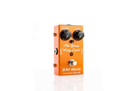 BMF Effects The Great Wide Open Distortion