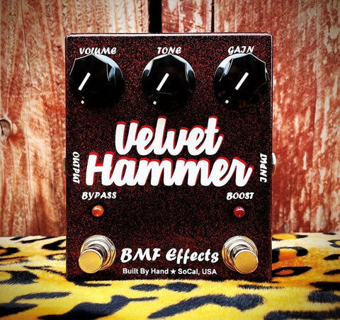 BMF Effects Velvet Hammer
