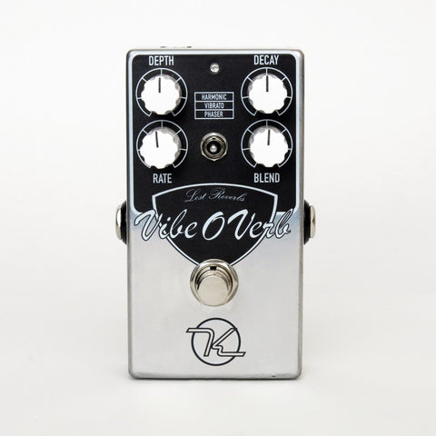 Keeley Electronics Vibe-O-Verb