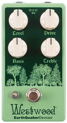 Buy EarthQuaker Devices Westwood Translucent Drive Manipulator Online