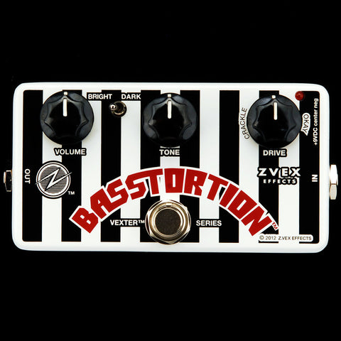 Buy Zvex Effects Basstortion Online