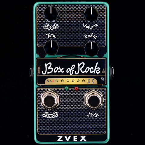 Buy ZVEX Effects Box of Rocks Vertical Online