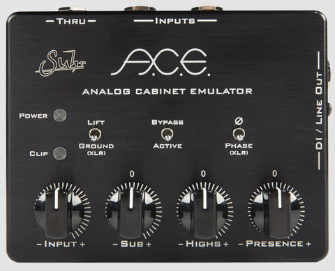 Buy Suhr A.C.E. Analog Cabinet Simulator Pedal Online