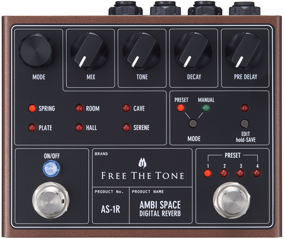 Buy Free The Tone AMBI SPACE Online