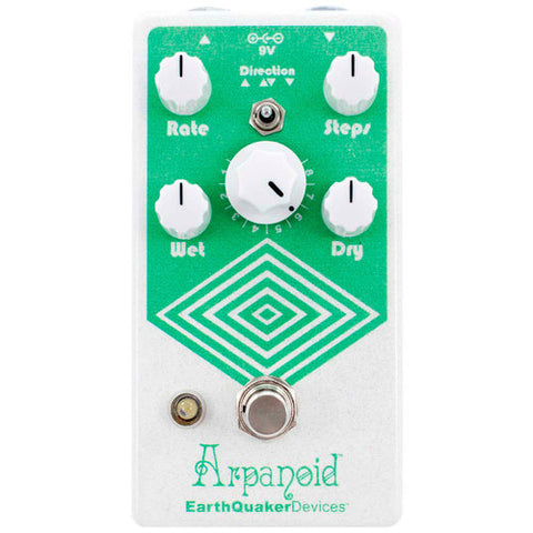EarthQuaker Devices Arpanoid Polyphonic Pitch Arpeggiator V2