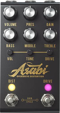 Jackson Audio Asabi