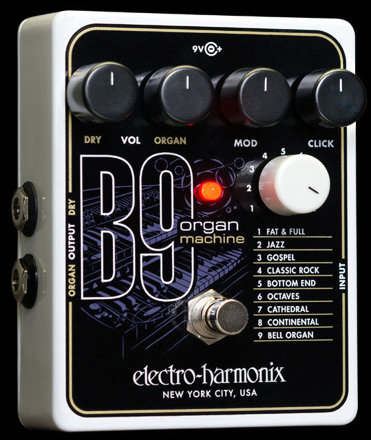 Buy Electro-Harmonix B9 Organ Machine Online