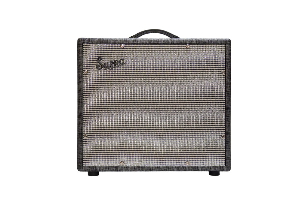 Supro 1790 1X12 Black Magick Extension Cab