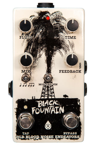 Old Blood Noise Endeavors Black Fountain V3 w/ Tap Tempo
