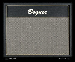 Bogner Amplification 2X12 Cabinet 212CH
