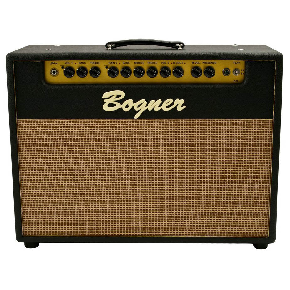 Buy Bogner Amplification Shiva 2x12 Combo with 6L6s and Reverb