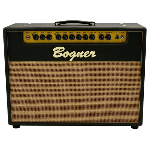 Bogner Amplification Shiva 2x12 Combo with 6L6s and Reverb
