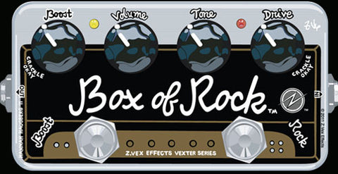 Buy ZVEX EFFECTS Vexter Box of Rock Online